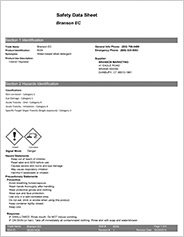 Branson-Electronic-Cleaner_SDS-PDF-thumb