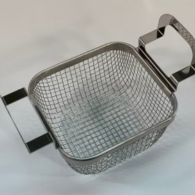 Branson mesh basket, 100-916-333, for use with model 1800 ultrasonic cleaner