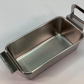 Solid tray, 100-410-172 for use with Branson model 2800 ultrasonic cleaner