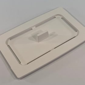 Tank cover, 100-032-517, for use with Branson model 2800 ultrasonic cleaner