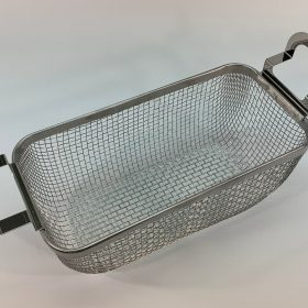 Branson mesh basket, 100-916-335, for use with model 3800 ultrasonic cleaner
