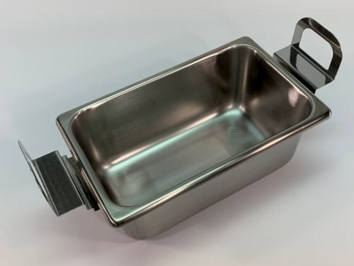 Solid tray, 100-410-174 for use with Branson model 3800 ultrasonic cleaner