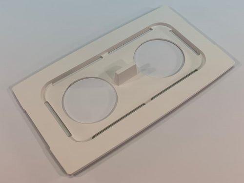 Beaker cover, 100-032-520, for use with Branson model 3800 ultrasonic cleaner
