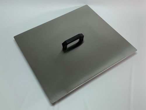 Tank cover, 100-246-802, for use with DHA1000 ultrasonic cleaner