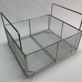 Branson mesh basket, CPN-916-032, for use with DHA1000 ultrasonic cleaner