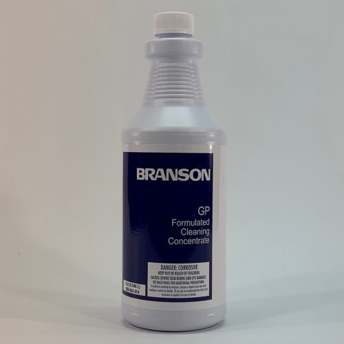 Branson GP, General Purpose cleaning concentrate