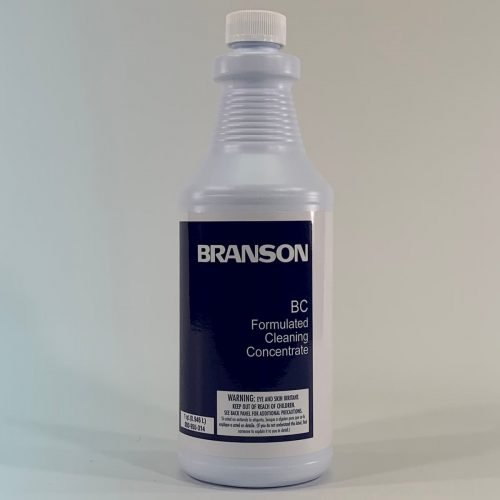 Branson BC, Buffing Compound cleaning concentrate
