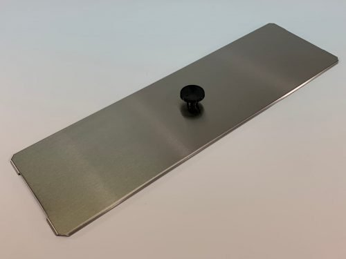 Tank cover, 000-410-105, for use with PC620 ultrasonic cleaner