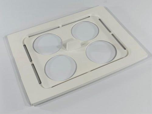 Beaker cover, 100-032-511, for use with Branson model 5800 ultrasonic cleaner