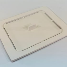 Tank cover, 100-032-510, for use with Branson model 5800 ultrasonic cleaner